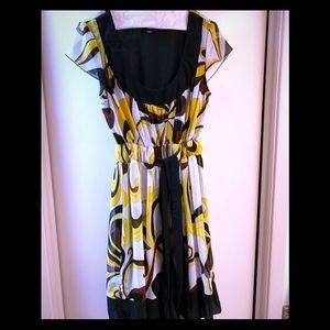 B.Darlin tie front dress